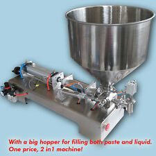 liquid paste filling machine for cream,shampoo,cosmetic,honey,oil,50-500ml
