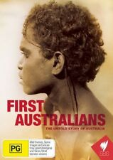 First Australians - The Untold Story of Australia DVD New/Sealed Region free