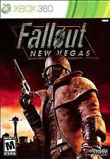 Fallout: New Vegas (Microsoft Xbox 360, 2010) CASE, COVER, & MANUAL - NO GAME
