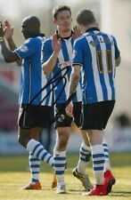 WIGAN ATHLETIC HAND SIGNED JASON PEARCE 6X4 PHOTO 1.