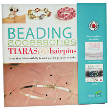 Easy Guide Making Kit  to Create Your Own Stunning Beaded Jewelry And Tiaras