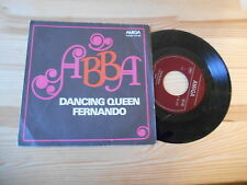 "7"" Pop ABBA - Dancing Queen / Fernando AMIGA ( EAST GERMANY )"