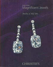CHRISTIE'S HK JEWELS JADEITE Cartier Chanel Goldberg GOLCONDA DIAMONDS Catalog11