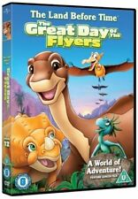 "The Land Before Time XII (12)""The Great Days of the Flyers"" (DVD 2006) Region 2*"