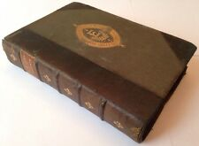 Poetical Works Of William Wordsworth - Oxford Edition - 1917 - Antique HB