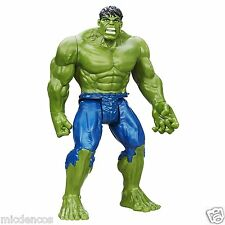 Marvel Titan Hero Series Hulk,12 In. Tall, This Hulk Figure Is A Bulked-up Force