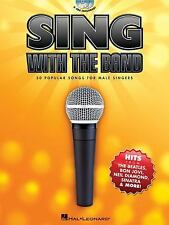 Sing With The Band - 30 Popular Songs For Male Singers (Book/2-CD Pack)