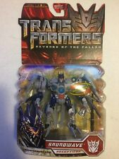 Transformers Revenge of the Fallen ROTF Deluxe Class Soundwave