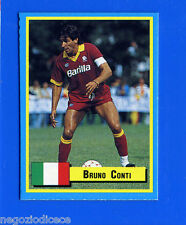 TOP MICRO CARDS - Vallardi 1989 - Figurina-Sticker - B.CONTI - ROMA