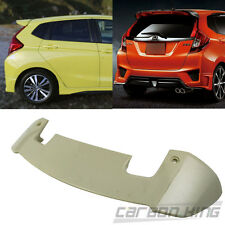 Painted For Honda FIT 3rd Hatchback RS Type Trunk Spoiler 14-16 EX-L DX