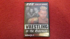 ROH Wrestling at the Gateway Ring of Honor PWG WWE NJPW Kenny Omega OOP