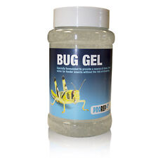 ProRep Bug Gel Jar 500ml - water jel or jelly for tarantulas and livefood