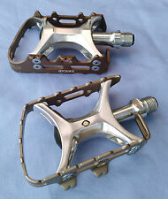 NOS / New Vintage Sun-Tour XC-Pro MTB Pedals WTB GreaseGuard Touring