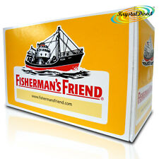 24x Fisherman's Friend Aniseed Menthol Lozenges 25g