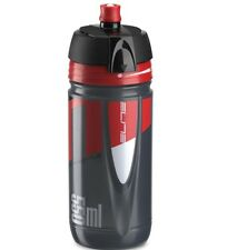 ELITE JOSSANOVA CYCLE BIKE BOTTLE   500ML SMOKE RED