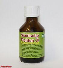 Fichten Öl  Weißtannenöl 100 % Naturprodukt Пихтовое масло 30ml