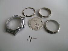 RODANA  Uhrgehäuse, Zifferblattt + Zeiger für AS 1171 (Hammer-Automat)