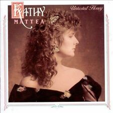 Untasted Honey by Kathy Mattea - CD 1988, LIKE NEW DISC