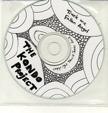 (DD7) The Kondo Project, Fallen Angel - 2012 DJ CD