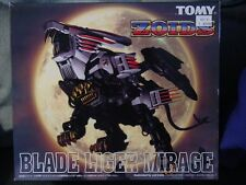 Zoids Limited Edition Blade Liger Mirage (w/rare CP-12 Attack Booster)