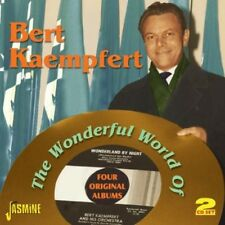Bert Kaempfert - Wonderful World of [New CD] UK - Import