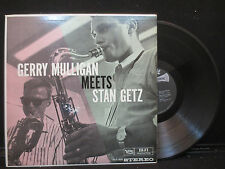Gerry Mulligan  Meets Stan Getz (Verve Records MG VS-68249)