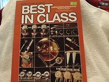 Eb Alto Saxophone Book 2 Best In Class Band Method Pearson Music 1983 MINT