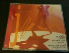 MICHAEL JACKSON JAM 4 TRACK CD SINGLE FREE POSTAGE
