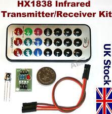 Infrarrojo Receptor n Control Remoto Módulo IR Kit HX1838 para Arduino