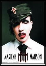 MARILYN MANSON FLAGGE / FAHNE 627 POSTER FLAG POSTERFLAGGE