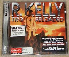 LIKE NEW CD -album, R. Kelly - TP3 Reloaded CD / DVD RARE SAMPLE PROMO