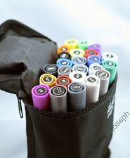 Markers STA rival Shinhan touch Copic style 24 pick your own color set designer
