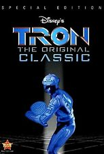 Landmark Digital Filmmaking Video Game Movie Tron The Original Classic on DVD