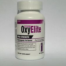 Extreme OxyElite Pro Strength Thermogenic Fat Burner plus Energy Booster