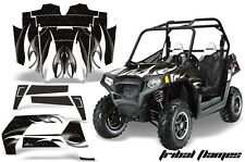 AMR Racing Polaris RZR RZR800 800S Graphics Decal Kit UTV Accessories 11-14 TF W