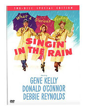 Singin' in the Rain (DVD, 2002, 2-Disc Set, Two Disc Special Edition)