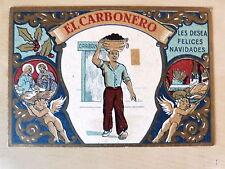 Tarjeta Felicitacion Navidad El Carbonero (1)