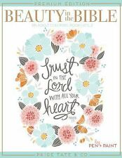 Beauty in the Bible: Beauty in the Bible : Adult Coloring Book Volume 2,...