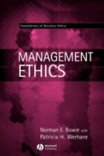Management Ethics (Foundations of Business Ethics)-ExLibrary