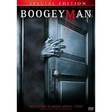 The Boogeyman (2005, DVD) WORLDWIDE SHIPPING AVAILABLE!
