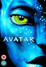 Avatar DVD Sam Worthington James Cameron New and Sealed Original UK Release R2