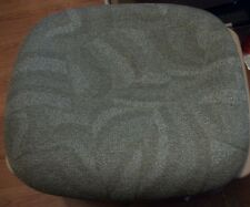 Herman Miller Standard Lumbar Office Chair Seat Cushion/Sage Green w/Gray