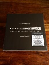 NEW! Rare and SOLD OUT! Interstellar Illuminated Star Edition CD - Hans Zimmer