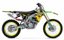 New Suzuki RMZ450 2016 Yoshimura Factory Design Graphics Decals Kit ALL YEARS