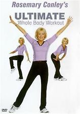Rosemary Conley's Ultimate Whole Body Workout  (2003) NEW AND SEALED UK R2 DVD