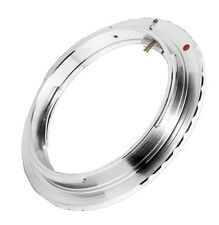 Quality Olympus OM Lens to Canon EOS Mount Adapter (fits all EOS range cameras)