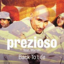 Prezioso Back to life (2000, feat. Marvin) [CD]