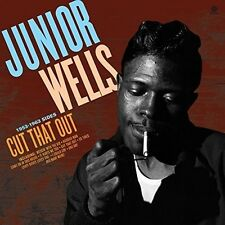 Junior Wells - Cut That Out [New Vinyl] UK - Import