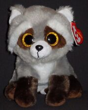 TY BANDIT the RACOON BEANIE BABY - MINT with MINT TAGS