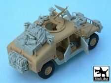 Black Dog 1/48 HMMWV Humvee Iraq War Accessories Set (for Tamiya kit) T48034